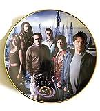 Stargate Atlantis Season 3 Cast Collectible Plate