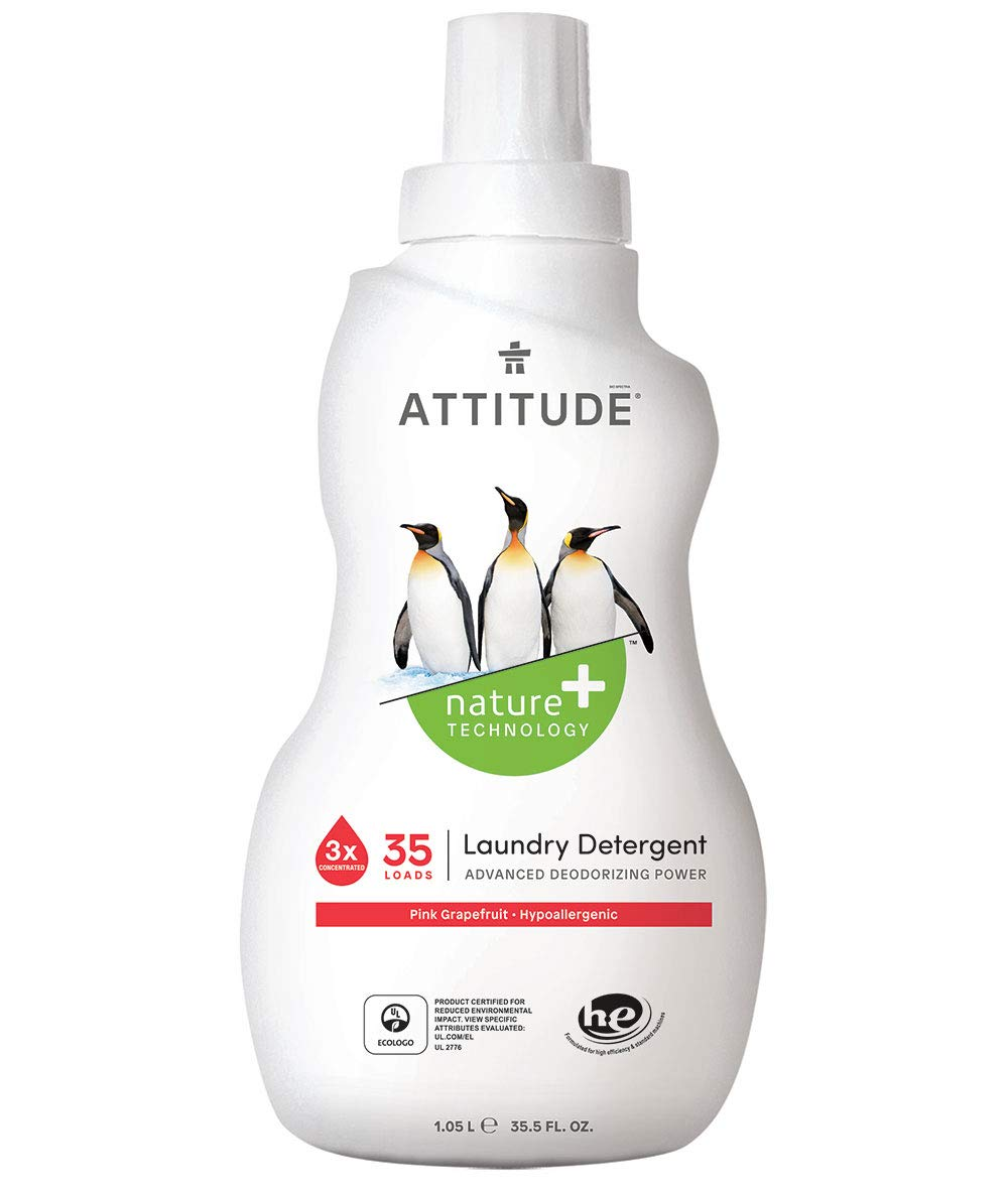 Amazon Com Natural 2 In 1 Laundry Detergent Amp Fabric