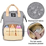 Diaper Bag Backpack, OSOCE MultiFunction Maternity