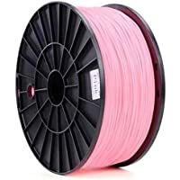 Plastic ABS 3D Printer Filament 3mm Pink