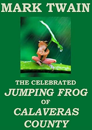 Language features in celebrated jumping frog