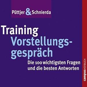 Training Vorstellungsgespräch Hörbuch