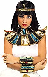 Incredible Character Egyptian Costume Collar  sc 1 st  Amazon.com & Amazon.com: Ancient Egyptian - Women / Costumes u0026 Accessories ...