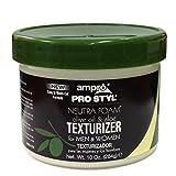 Ampro Pro Style - Neutra Foam- Olive Oil & Aloe Texturizer- For Men & Women-10oz by AmPro