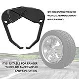 Balance Instrument Ranger Wheel Tire Balancer Rim Width Caliper Measurement Tool Tire Balancing Machine Accessories