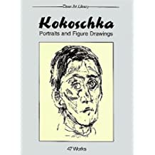 Kokoschka Portrait and Figure Drawings (Dover Art Library) by Oskar Kokoschka (1996-10-07)