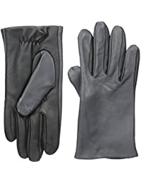Men's Two Tone Leather Glove