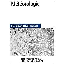 Météorologie: Les Grands Articles d'Universalis (French Edition)
