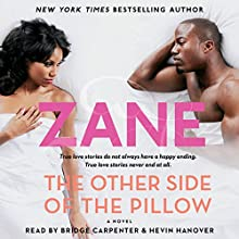 Zane's The Other Side of the Pillow Audiobook by  Zane Narrated by Bridge Carpenter, Hevin Hanover