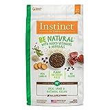 Instinct Be Natural Receta de Cordero 10.8 kg para Perros