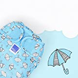 Bambino Mio, Miosoft Cloth Diaper Cover, Rainy