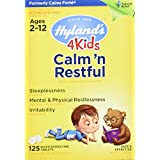 Hyland's, Hylands Homeopathic Calms Forte 4 Kids 125 Tablets