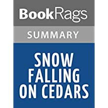 an analysis of the book snow falling on cedars Snow falling on cedars: a novel: david guterson: 9780679764021: books snow falling on cedars and over one million other books snow falling on cedars is.