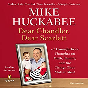 Dear Chandler, Dear Scarlett Audiobook