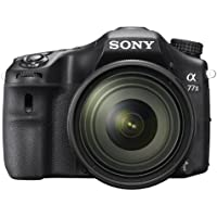 Sony A77II Digital SLR Camera with 16-50mm F2.8 Lens