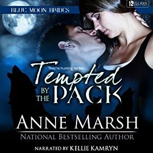 Tempted by the Pack Audiobook
