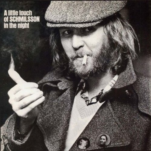 CD : Harry Nilsson - A Little Touch Of Schmilsson In The Night (CD)