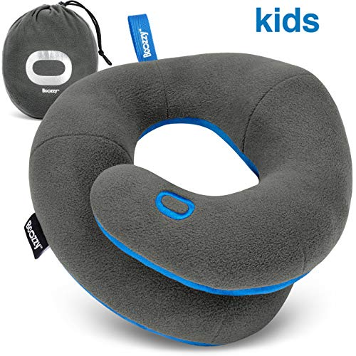 BCOZZY Kids Travel Pillow