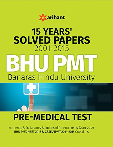 Bhu Pmt Sample Paper Pdf