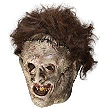 Rubie's Texas Chainsaw Massacre Leather Face Mask