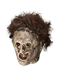 Rubies Costume Texas Chainsaw Massacre Leather Face Mask