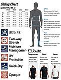 HUGE SPORTS Men's Splice UV Sun Protection UPF