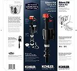 """Kohler Genuine Part Gp1083167 Silent Fill Valve Kit For All Kohler Class Five Toilets,12.5"""" x 3.5"""" x"""