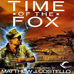 Time of the Fox Audiobook