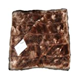 Favorite Pet Products TD38CAR Tiger Dreamz Luxury Bed 24 by 19 Carmel Cocoa