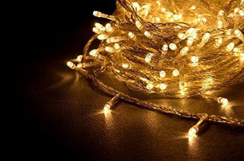 -[ Proxima Direct 100/200/300/400/500 LED String Fairy Lights for Christmas Tree Party Wedding Even