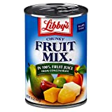 Libby's Fruit Mix Chunky In Pear Juices Concentrate