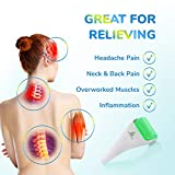 Ice Roller Face Massager - Therapeutic Cooling to