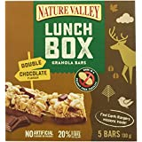 Nature Valley Double Chocolate Lunchbox, 5-Count, 130 Gram