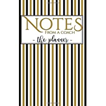 Notes From A Coach: The Planner