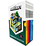 The Official Minecraft Guide Collection 8 Books Box