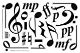 Chamberlain Music WMN10 Magnetic Music Symbol for
