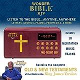 Wonder Bible KJV- The Talking Audio Bible Player