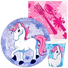 Enchanted Unicorn Party Supplies - Snack Party Pack