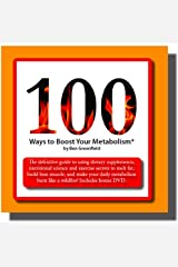 100 Ways to Boost Your Metabolism Spiral-bound