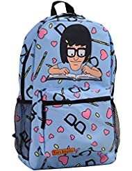 Bobs Burgers Tina Writing Friend Fiction Backpack