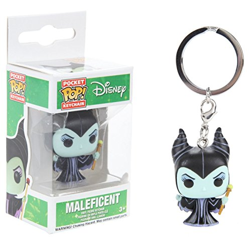 Pocket POP! Keychain - Disney Maleficent