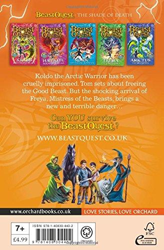 Koldo the Arctic Warrior: Series 5 Book 4 (Beast Quest 28)