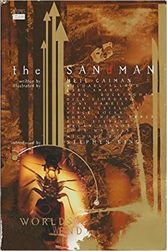 The Sandman Worlds' End (Volume 8)