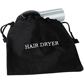 Amazon Com Andis Portable Hair Dryer Storage Bag Black
