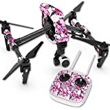 Skin For DJI Inspire 1 Quadcopter Drone – Butterflies | MightySkins Protective, Durable, and Unique Vinyl Decal wrap cover | Easy To Apply, Remove, and Change Styles | Made in the USA