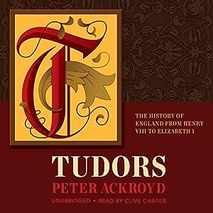 Tudors Audiobook
