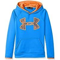 Under Armour Boys' Armour Fleece Big Logo Hoody