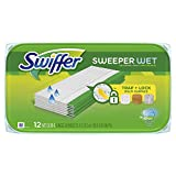 Swiffer Sweeper Wet Mopping Pad Refills for Floor