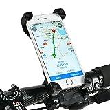 RockBros Bike Smart Phone Bracket GPS Universal Adjustable Bicycle Phone Holder