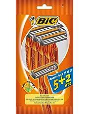 BIC 2 Pouch 5 Disposable Razor